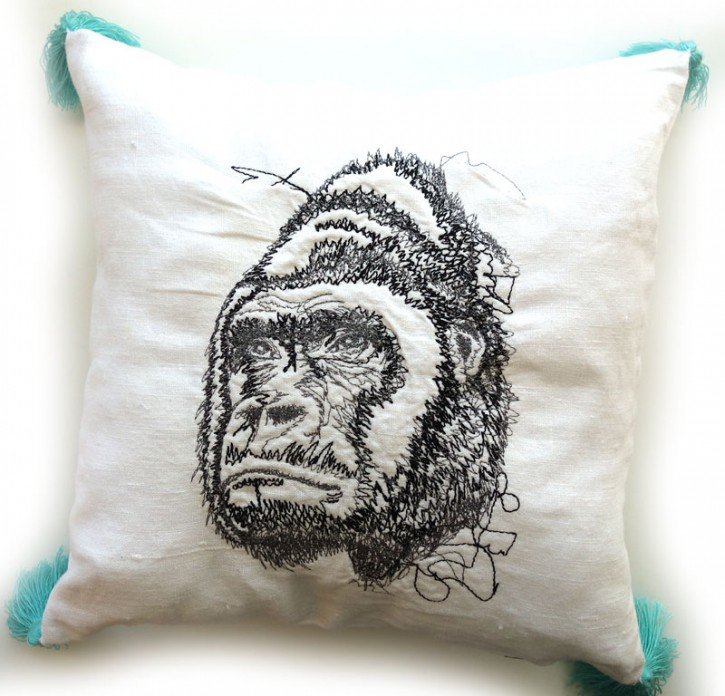 Gorilla  30x30cm