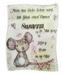 Susanna  24x19cm